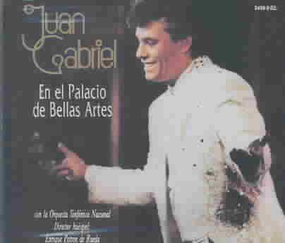 EN EL PALACIO DE BELLAS ARTES BY GABRIEL,JUAN (CD)